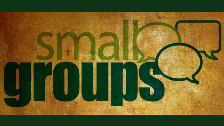 9am Adult Small Groups