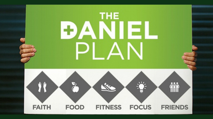 Daniel Plan For Women